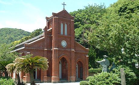 祈りの旅へ、五島教会巡り